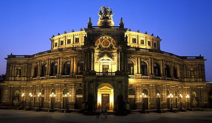 Dresden - Chorreise | Orchesterreise