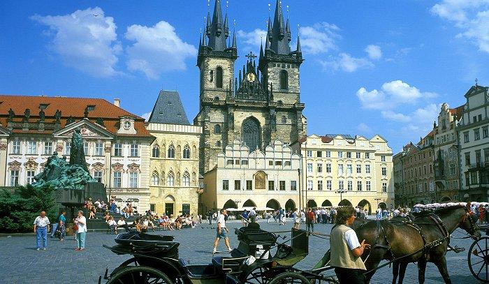 Prag - Chorreise | Orchesterreise